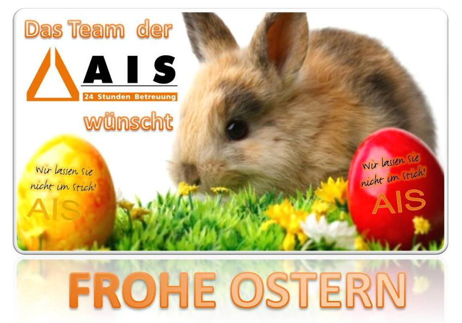 kunden frohe ostern
